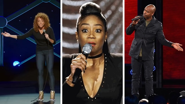 The 25 Best Stand-up Comedy Specials of 2017