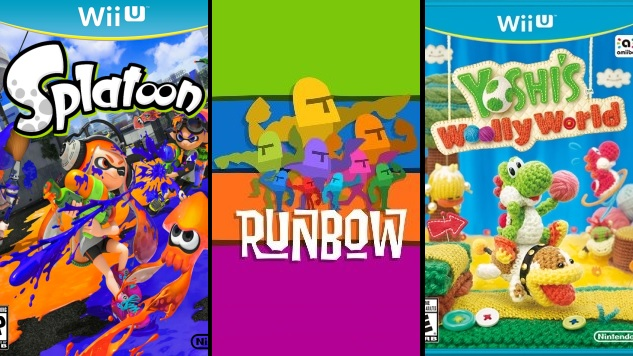 Best Wii U Games : The best wii u games of lists