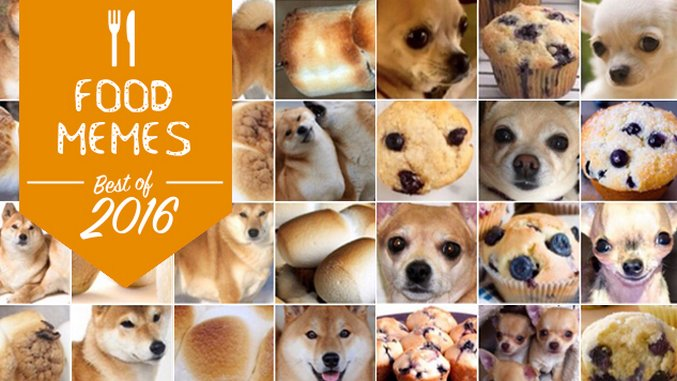 The 10 Best Food Memes of 2016, Ranked