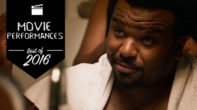 The 20 Best Movie Performances of 2016