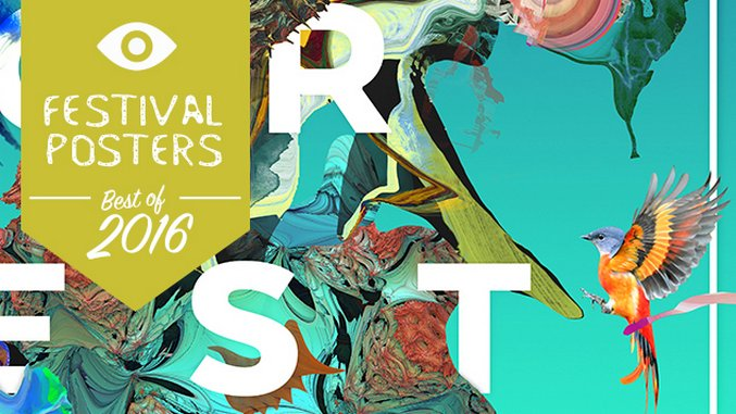 Best Music Festival Posters of 2016