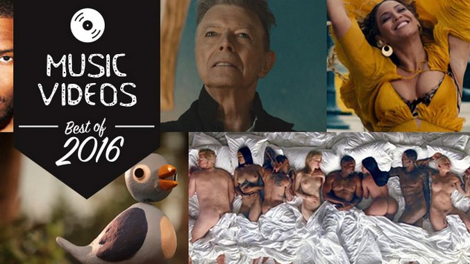 The 20 Best Music Videos of 2016