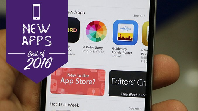 The 10 Best New Apps of 2016