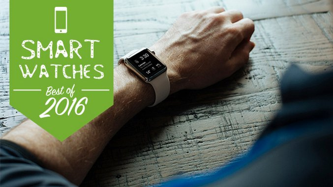 The 10 Best Smartwatches and Wearables of 2016