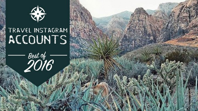 The Best Travel Instagram Accounts of 2016