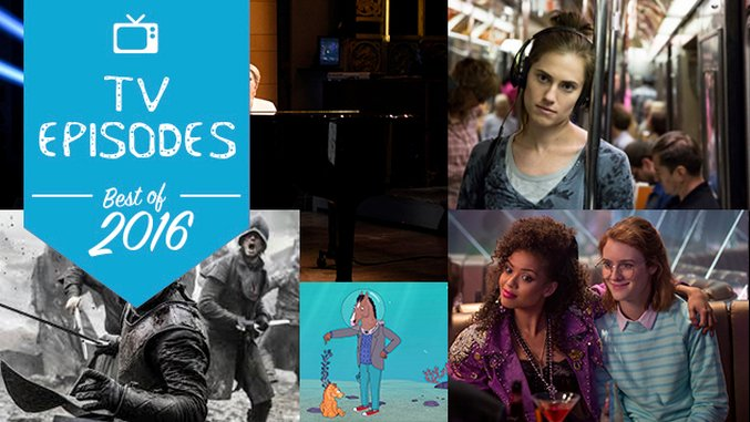 The 25 Best TV Episodes of 2016