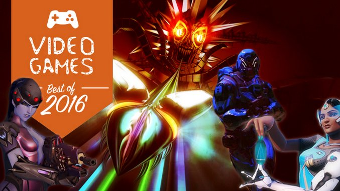 The 25 Best Videogames of 2016