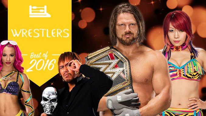 The Best Wrestlers Of Wrestling Lists Best Of - Famous wwe wrestlers looked completely different