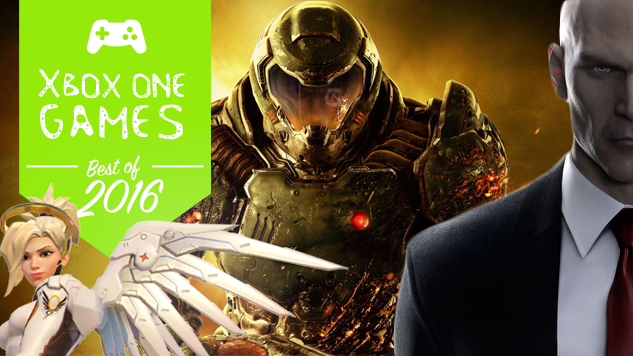 The 15 Best Xbox One Games of 2016