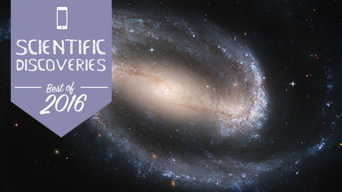 The 10 Best Scientific Discoveries of 2016
