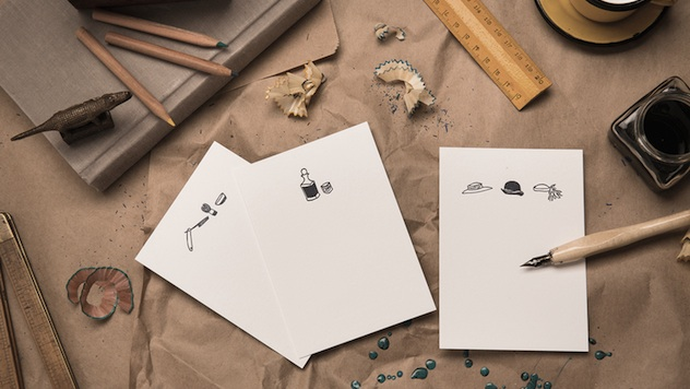 50 of The Best Designed Stationery Sets