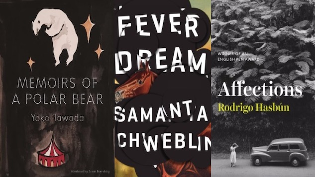 21 of the Best New Novels Translated into English