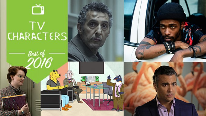 The 20 Best TV Characters of 2016