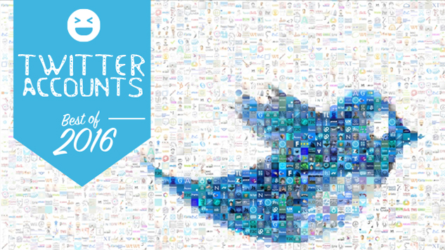 The 75 Best Twitter Accounts of 2016