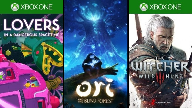 The 10 Best Xbox One Games of 2015    Games    Lists    xbox one