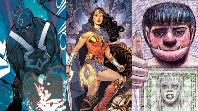 The 10 Best Comic Artists of 2017 (So Far)