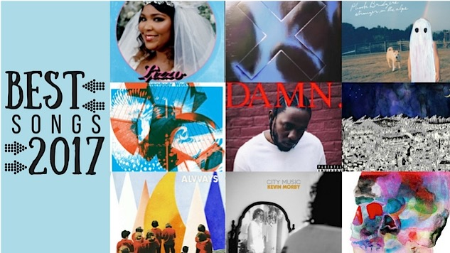 The 50 Best Songs of 2017
