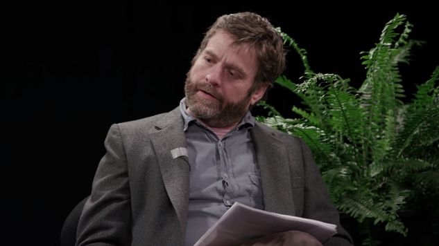 <i>Between Two Ferns</i> Movie in the Works at Netflix
