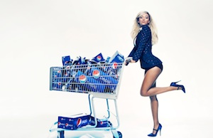 Beyoncé's Pepsi Commercial Features New Music