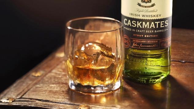 "5 Irish Whiskeys beyond ""Regular"" Jameson"