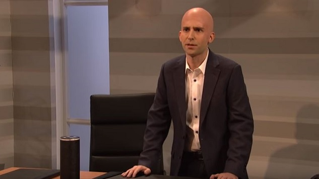 This Sketch About Amazon's Headquarters Reveals the Abject Toothlessness of <i>Saturday Night Live</i>