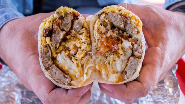 7 of the Best Breakfast Burritos in Los Angeles