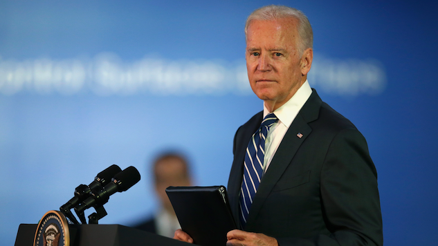 Joe Biden Is Paying the Price of History, and It's About Time