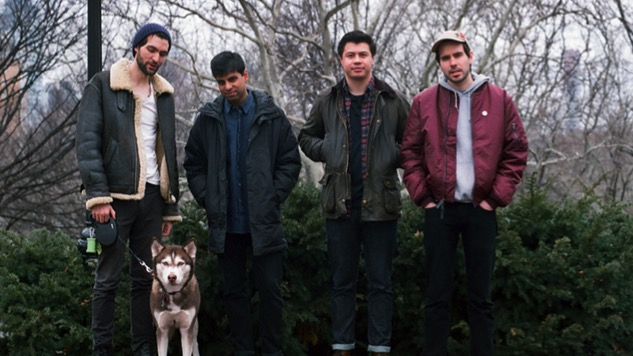 "Big Ups Stare Into the Void on the Tense and Sprawling ""Imaginary Dog Walker"""