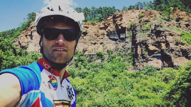 Read Rich Aucoin's Tour Diary as He Bikes Across America: Volume 5