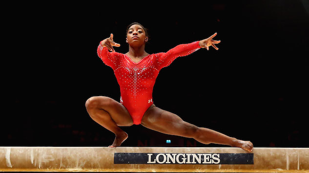 The Difficulty in Talking About What Just Happened to Simone Biles in Real Time