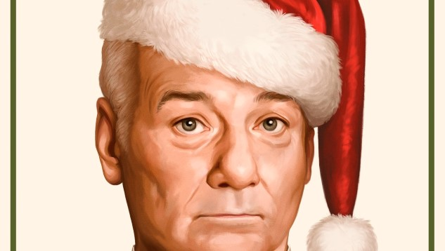 Netflix Released New Art for A Very Murray Christmas :: Design ...