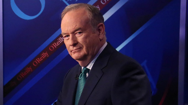 The Funniest Tweets About Bill O'Reilly's Firing