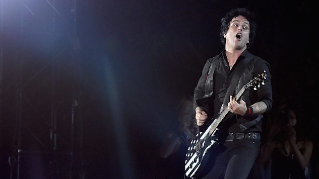 Stream the Debut Album From Billie Joe Armstrong's Side Project, The Longshot