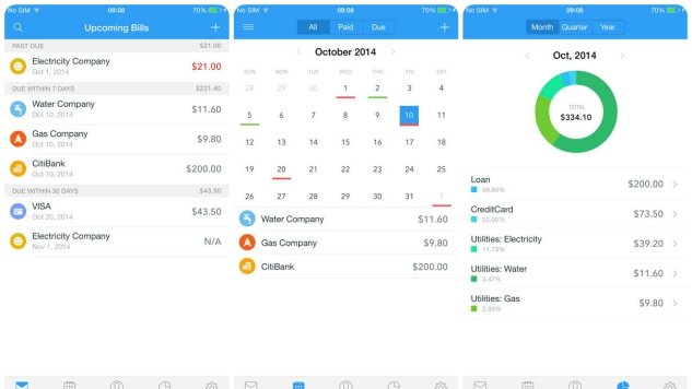 10 Cheap Apps for Keeping Your Bills in Check :: Tech :: Apps :: Paste