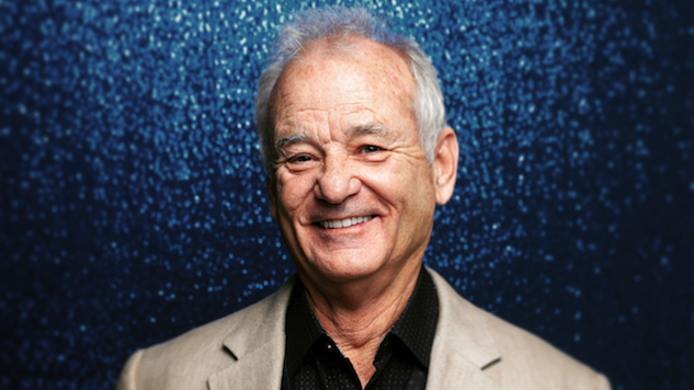 Bill Murray to Release a Classical/Spoken Word Album, His First-Ever LP