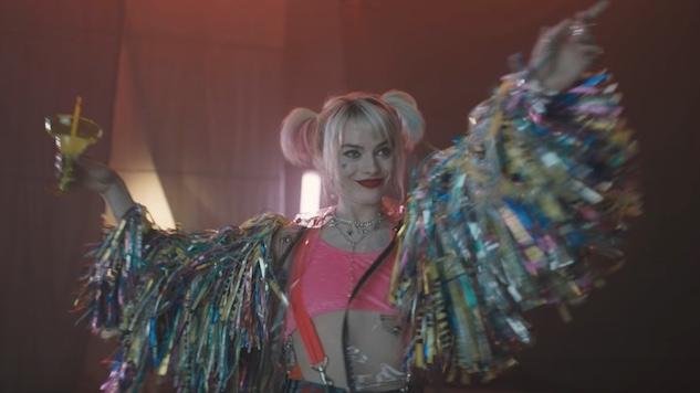 Margot Robbie Returns as Harley Quinn in <i>Birds of Prey</i> Trailer Tease