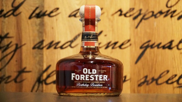 Old Forester's Birthday Bourbon is the Whiskey of Your Dreams