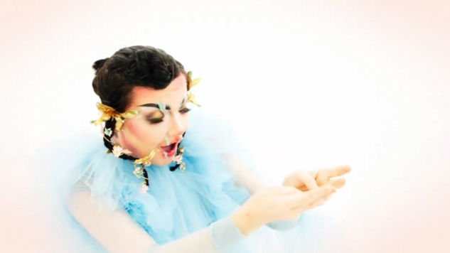 "Björk Unleashes New Song and Video, ""Blissing Me"""