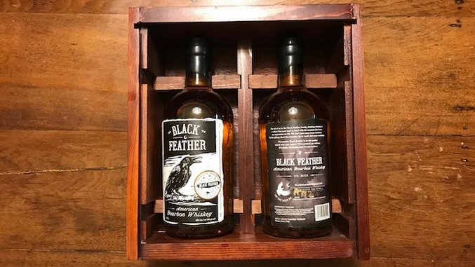 Black Feather Whiskey Review