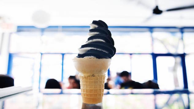 7 Spots to Try Black Ice Cream