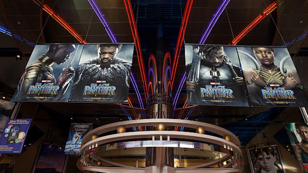Saudi Arabia to End 35-Year Cinema Ban by Screening <i>Black Panther</i>