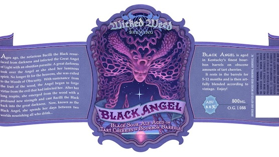 Wicked Weed Black Angel Review