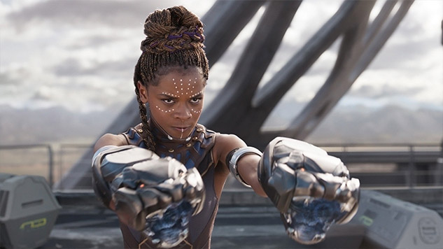 <i>Black Panther</i> Is the First Superhero Film Ever Nominated for Best Picture