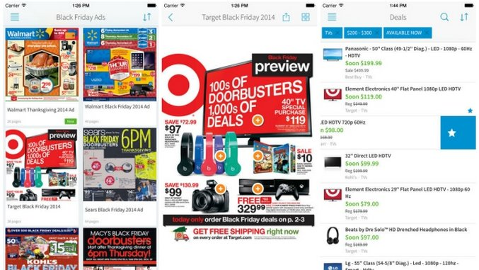 Find All the Best Deals for Black Friday with These 10 Apps