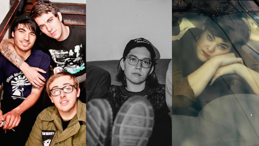 Joyce Manor, Adult Mom and More Team Up for Covers Compilation of blink-182's <i>Dude Ranch</i>