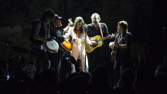 Photos: Nicki Bluhm & The Gramblers with Andrew Combs - New York, N.Y.