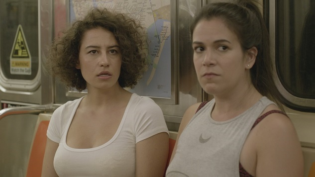 "<i>Broad City</i> Review: ""Getting There"""