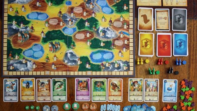 The 10 Best Boardgames of 2015