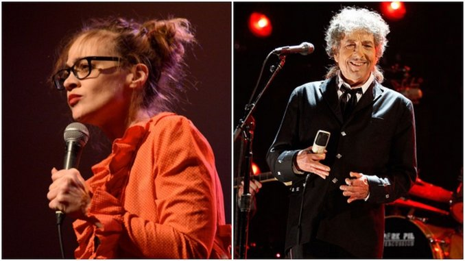Bob Dylan's New Album Features Fiona Apple