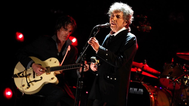 Bob Dylan Announces U.S. Tour for Fall 2017